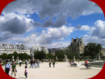 jardins Tuileries paris